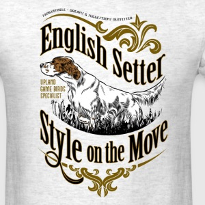 setter_style_on_light T-Shirts - Men's T-Shirt