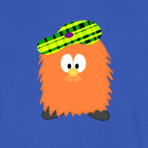 Hairy Haggis - Men's V-Neck T-Shirt by Canvas