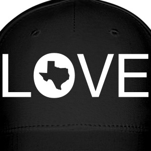 Texas Love Caps - Baseball Cap