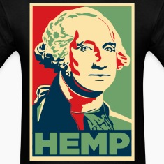 George Washington Hemp Cannabis Weed