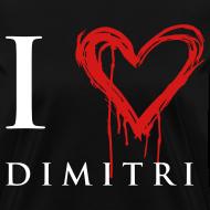 Design ~ I heart Dimitri