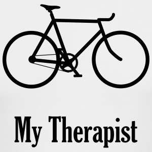 My Therapist - Men's Long Sleeve T-Shirt by Next Level