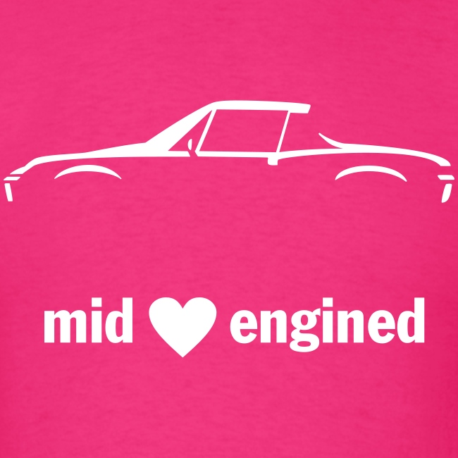 Mid engined