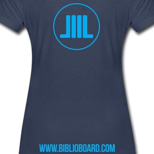 """Women's BiblioBoard """"Editorial"""" T-Shirt"""