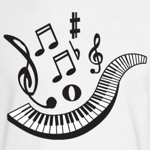 Music - Men's Long Sleeve T-Shirt
