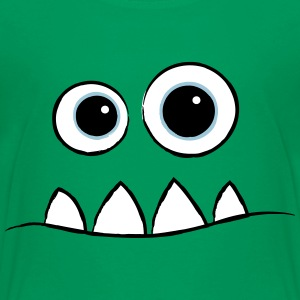 Monster Face - Kids' Premium T-Shirt