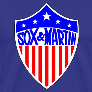 Sox & Martin - Men's Premium T-Shirt