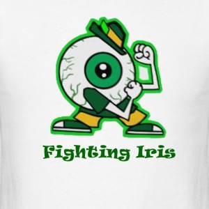 The fighting Iris shirt - Men's T-Shirt