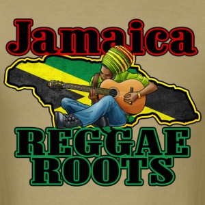 jamaica reggae roots T-Shirts - Men's T-Shirt
