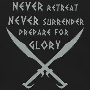 Prepare for Glory-Spartan Warrior - Kids' Hoodie