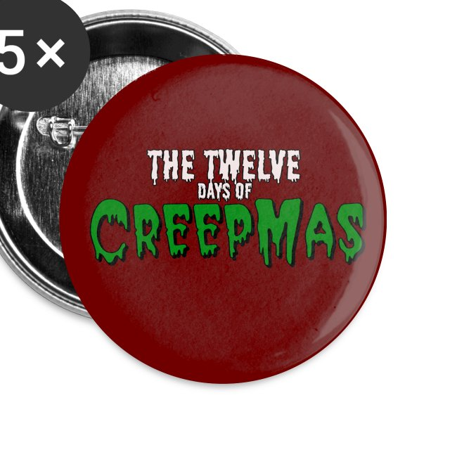CREEPMAS - 56mm Button