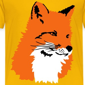 fox Baby & Toddler Shirts - Toddler Premium T-Shirt