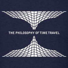 philosophy time travel T-Shirts