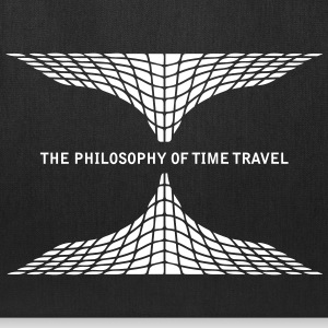 philosophy time travel Bags & backpacks - Tote Bag