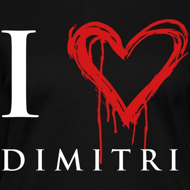 I heart Dimitri
