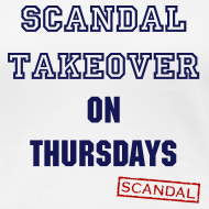 Design ~ Scandal Takeover | Women's T-Shirt