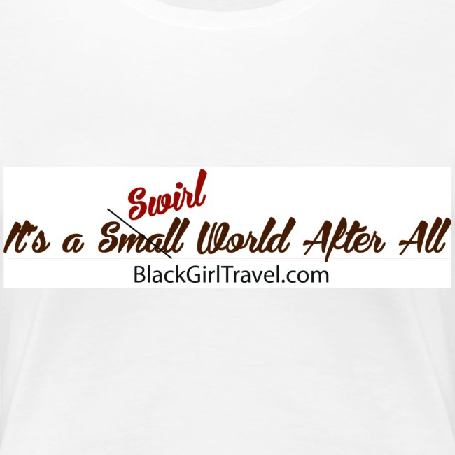 It a Swirl (Small) World After All