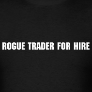 Design ~ Rogue Trader for Hire
