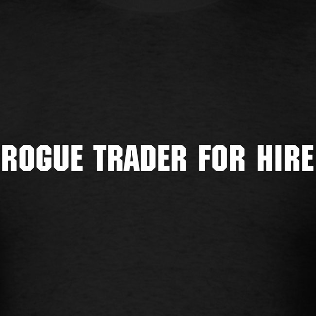 Rogue Trader for Hire