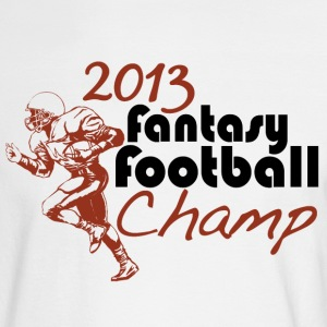 2013 Fantasy Football Champ Long Sleeve Shirts - Men's Long Sleeve T-Shirt