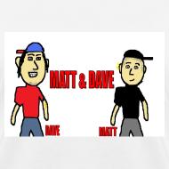 Design ~ Matt and Dave - Logo (Womens)