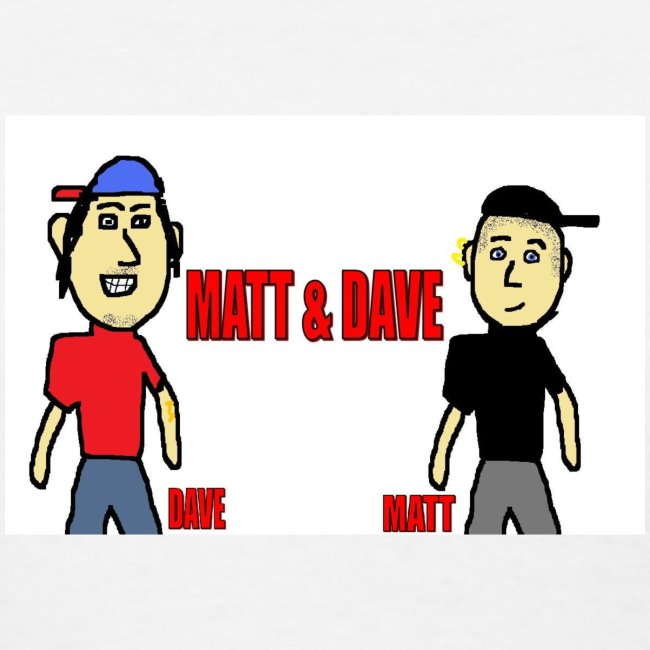 Matt and Dave - Logo (Womens)