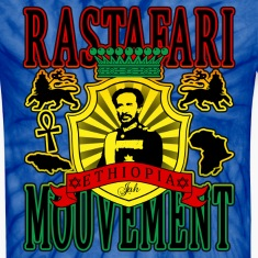 rastafari mouvement ethiopia T-Shirts