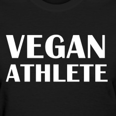 Vegan Athlete Women's T-Shirt