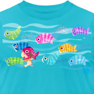 Design ~ Fishies! - Unisex AA