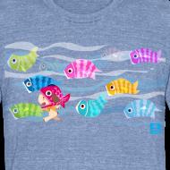 Design ~ Fishies! - Unisex Triblend