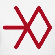 Design ~ EXO SNOWFLAKE T-SHIRT