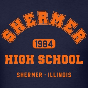 Shermer High school 1984 - Men's T-Shirt