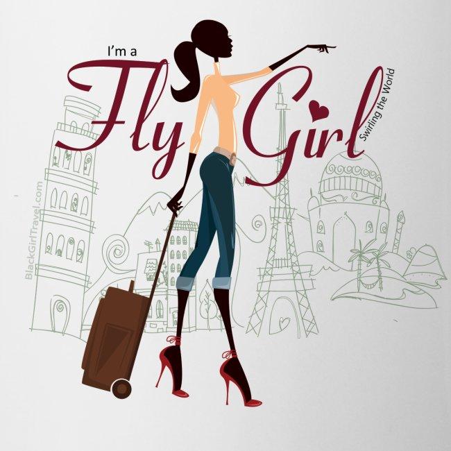 Chic FlyGirl - Mug