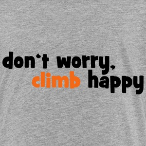 climbing Baby & Toddler Shirts - Toddler Premium T-Shirt