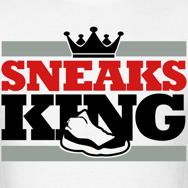 Sneaks King Shirt