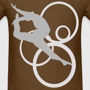 Dance/Gymnastics - Men's T-Shirt
