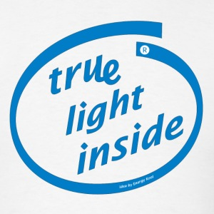True Light Inside - Men's T-Shirt