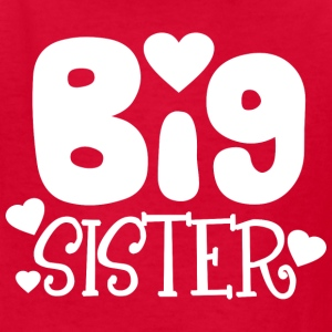 Big Sister 1 t-shirt - Kids' T-Shirt