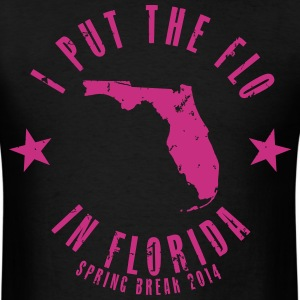 Florida Spring Break 2014 T-Shirts - Men's T-Shirt