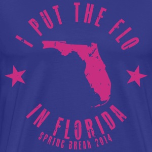 Florida Spring Break 2014 T-Shirts - Men's Premium T-Shirt