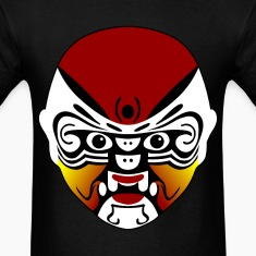Chinese Ghost Catcher Mask shirt