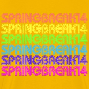 Spring Breaking! T-Shirts - Men's Premium T-Shirt