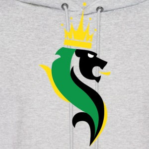 Lion King Crown - Men's Hoodie