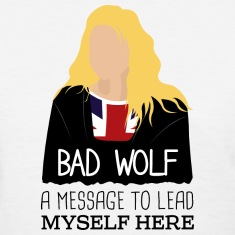 Rose Tyler Bad Wolf - Doctor Who