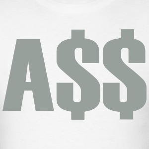 ASS T-Shirts - Men's T-Shirt