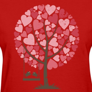 Lovebirds Women's T-Shirts - Women's T-Shirt
