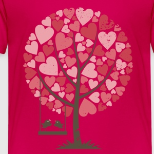 Lovebirds Kids' Shirts - Kids' Premium T-Shirt
