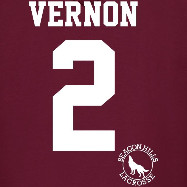 """VERNON 2"" - Hoodie (XL Logo +S)"