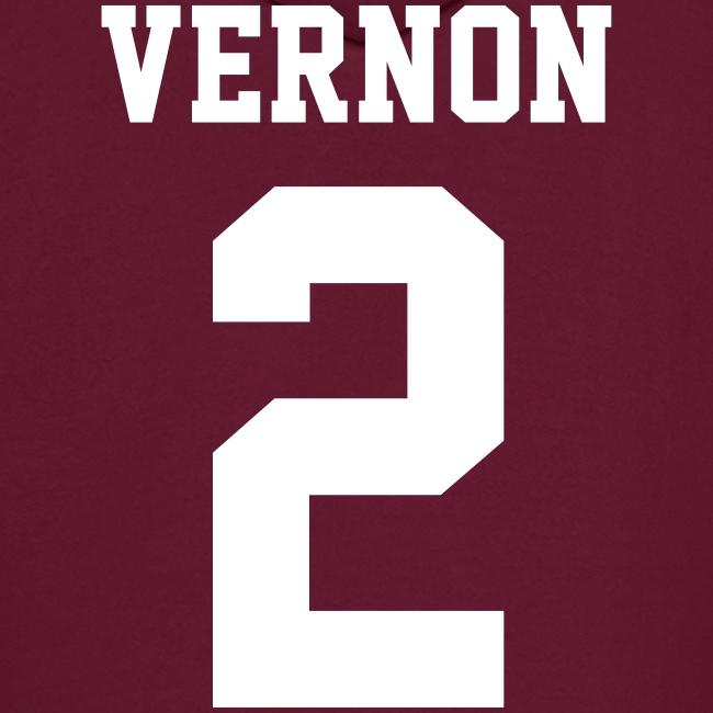"""VERNON 2"" - Hoodie (XL Logo, NBL)"