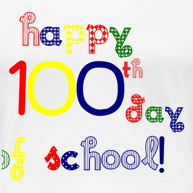 Happy 100th Day of School